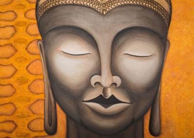 Cushite - African Buddha